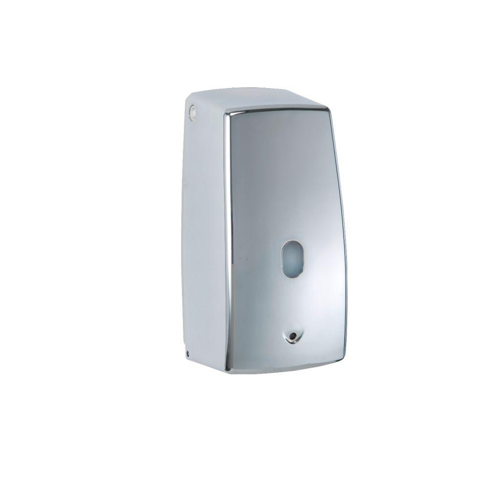 Distributeur savon automatique for Distributeur savon mural ventouse