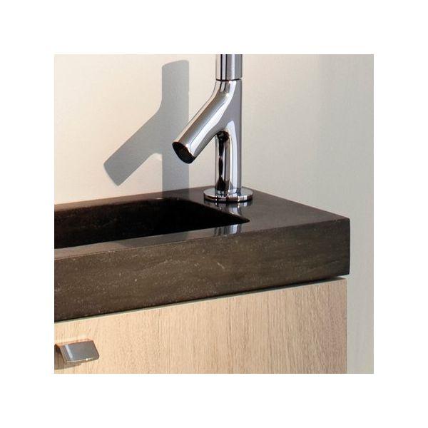 lave main pierre naturelle et miroir salle de bain sanijura sukupira. Black Bedroom Furniture Sets. Home Design Ideas