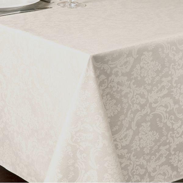 nappe enduite balnc ivoire nappe l gante. Black Bedroom Furniture Sets. Home Design Ideas