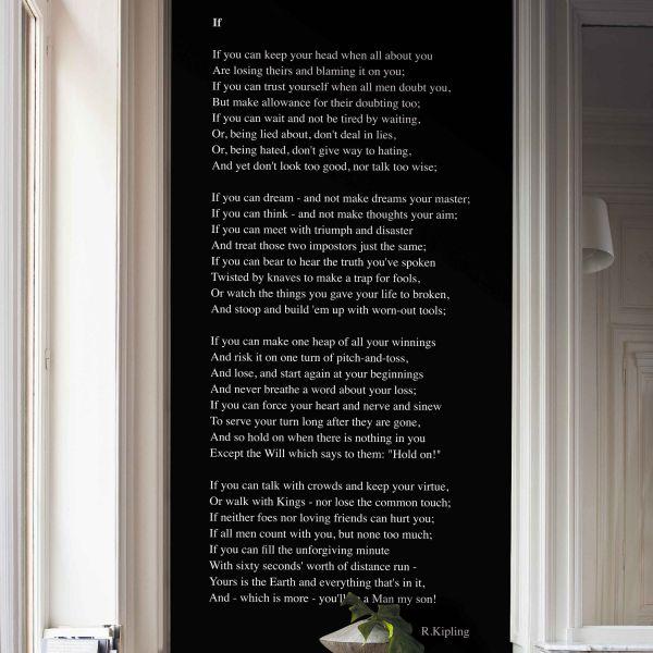 poster xxl poster d co. Black Bedroom Furniture Sets. Home Design Ideas
