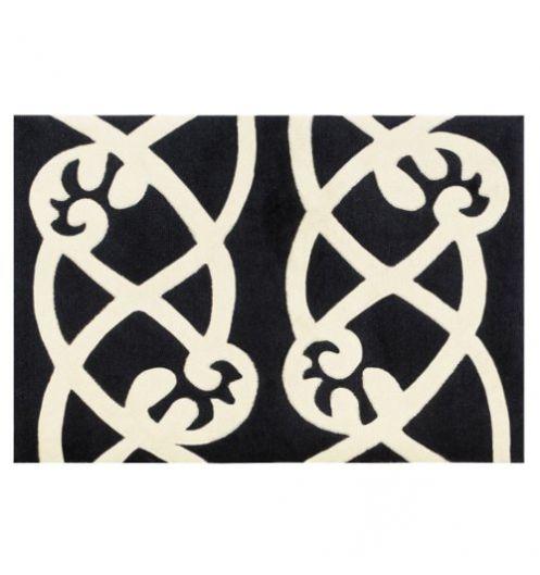 tapis arte espina style lavable antid rapant 64x97cm baroque. Black Bedroom Furniture Sets. Home Design Ideas