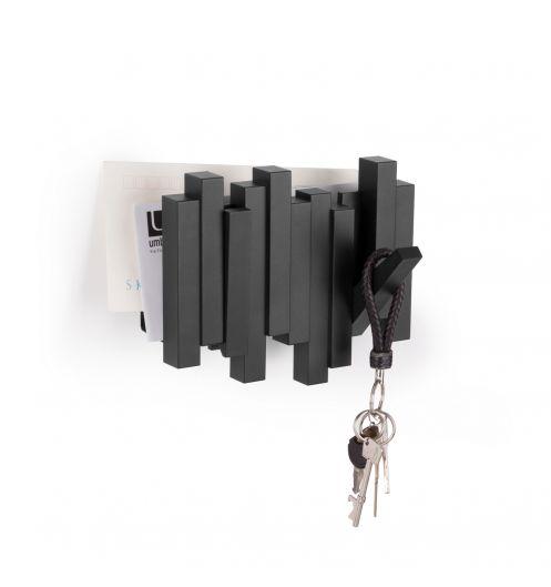 range courrier design noir porte courrier umbra. Black Bedroom Furniture Sets. Home Design Ideas