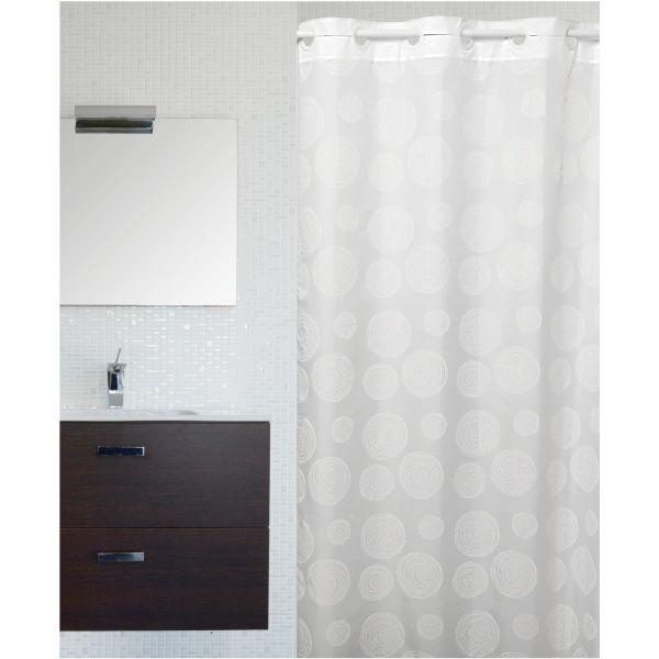 Rideau de douche tendance atenas - Enlever moisissure rideau de douche ...