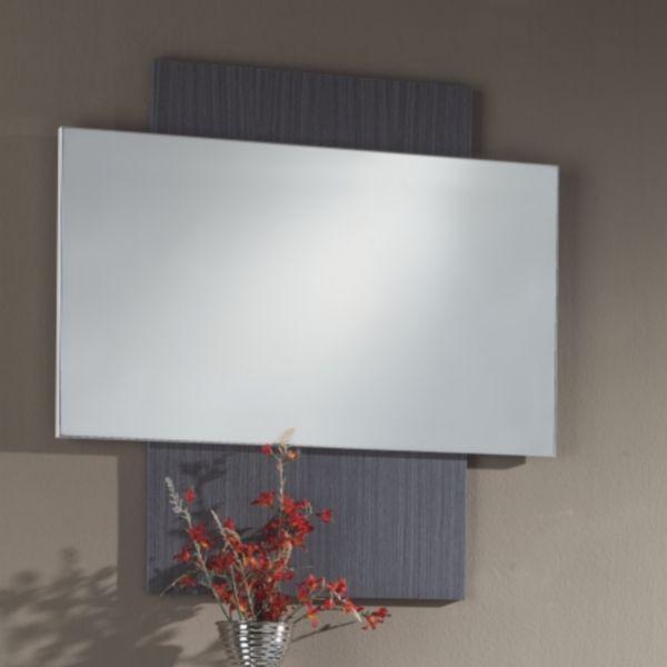 miroir d 39 entr e bois weng miroir. Black Bedroom Furniture Sets. Home Design Ideas