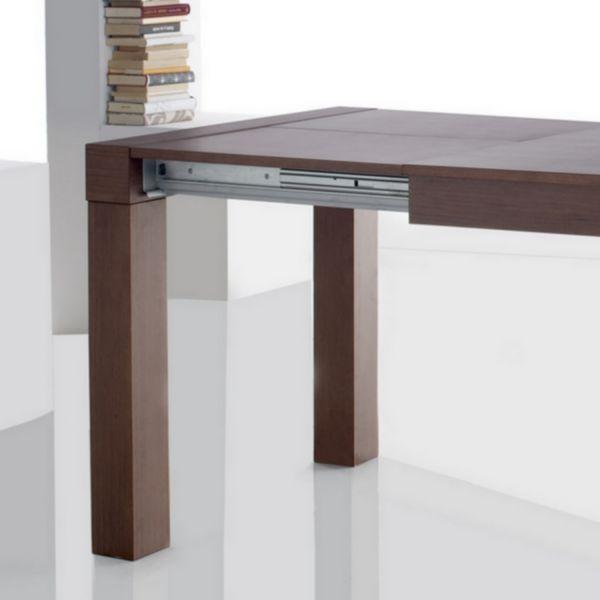 table manger plaquage chene mobilier. Black Bedroom Furniture Sets. Home Design Ideas