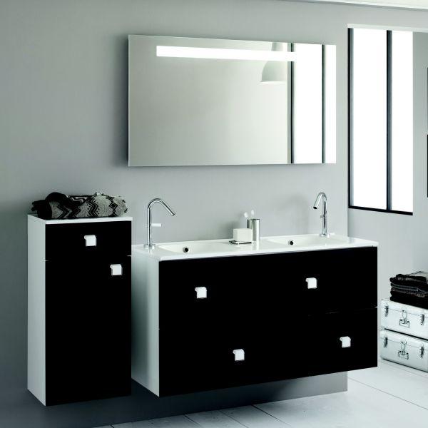 Miroir salle de bain for Miroir reflet