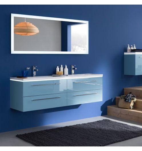 Miroir led salle de bain pas cher for Miroir salle de bain pas cher