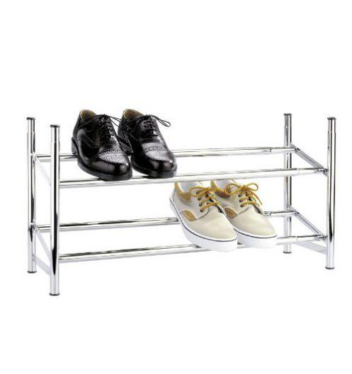 Rangement chaussures wenko - Rangement chaussures telescopique ...