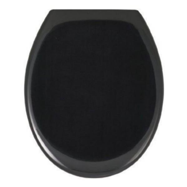 Abattant wc noir - Abattant wc noir et blanc ...