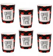 Mug Gyver Coffee time (x6) Derrière la porte