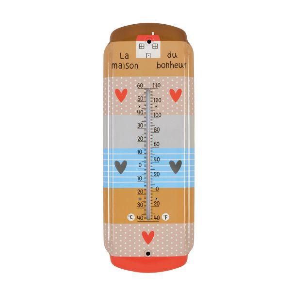 Thermom tre pour la maison accessoires derri re la porte for Degre d humidite ideal maison