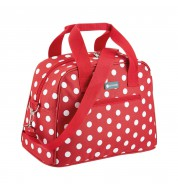 Sac isotherme pois rouge KitchenCraft  11.5l