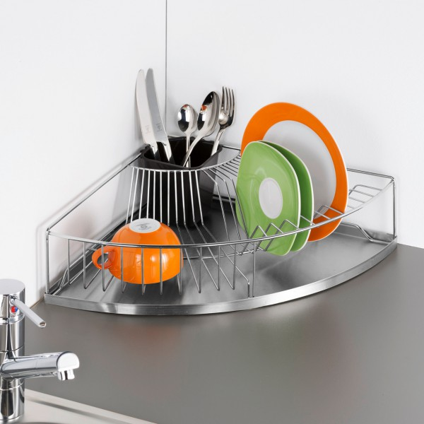 Egouttoir vaisselle d 39 angle egouttoir inox - Egouttoir vaisselle d angle ...