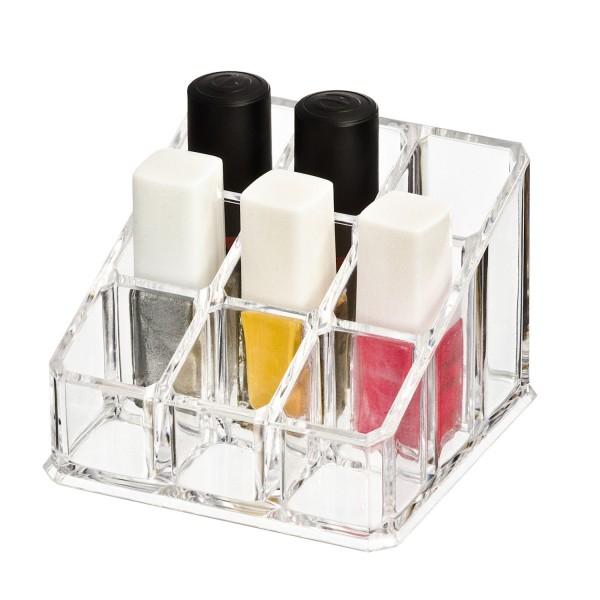 boite rangement maquillage rangement maquillage wenko. Black Bedroom Furniture Sets. Home Design Ideas