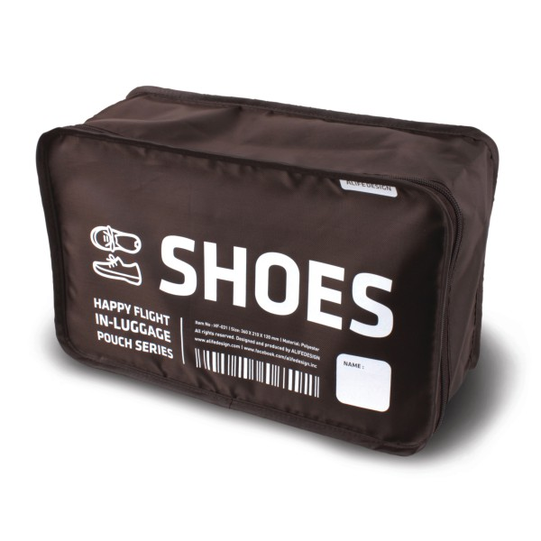 Pochette rangement chaussures alife design - Housse rangement chaussures ...