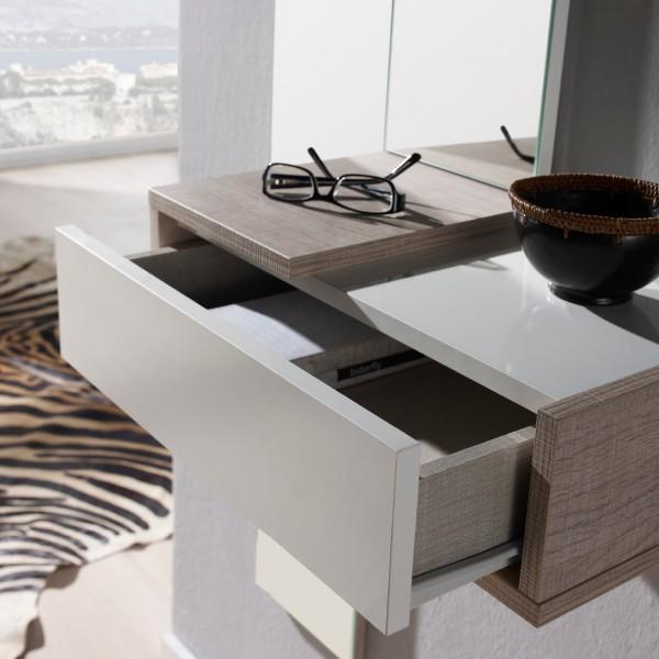 Meuble d 39 entr e et miroirs concept for Commande meubles concept