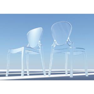 une r volution dans le monde de la chaise d co et saveurs. Black Bedroom Furniture Sets. Home Design Ideas