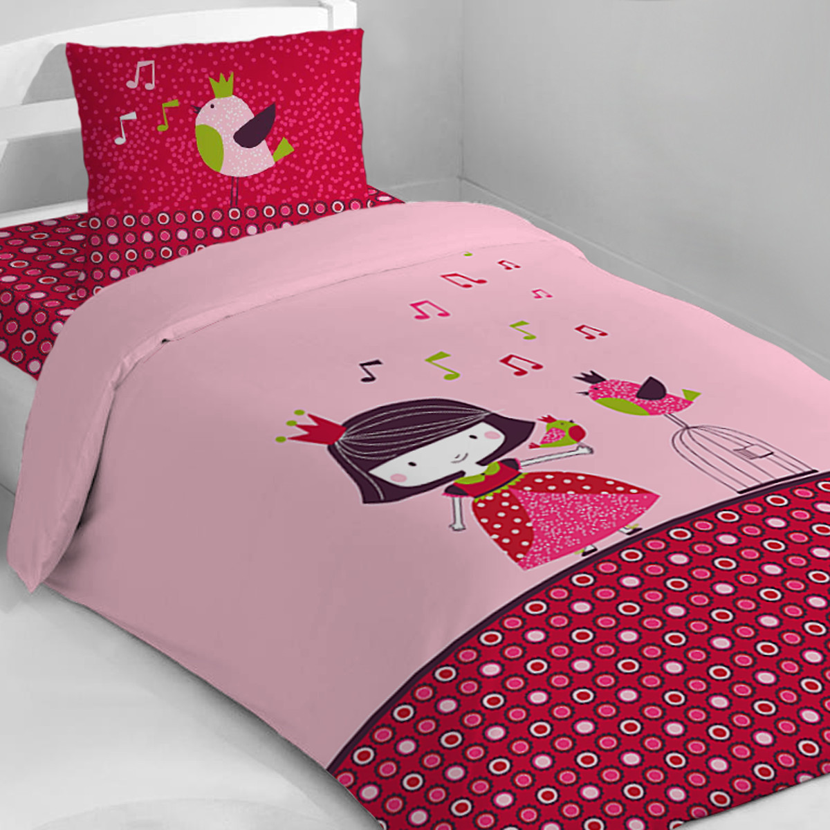Couette enfant for Photo de lit pour fille