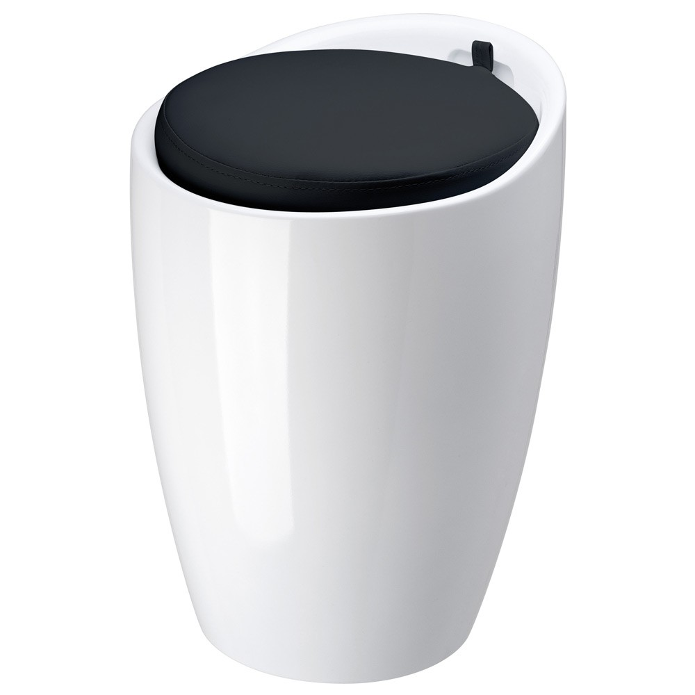 Tabouret salle de bains ikea for Tabouret coffre de salle de bain