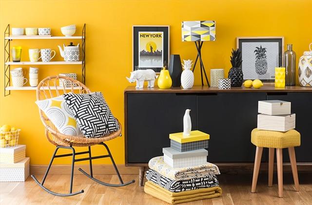 tout pour une d coration lumineuse d co et saveurs. Black Bedroom Furniture Sets. Home Design Ideas
