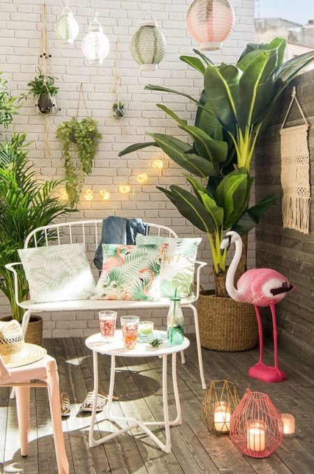 Ambiance tropicale