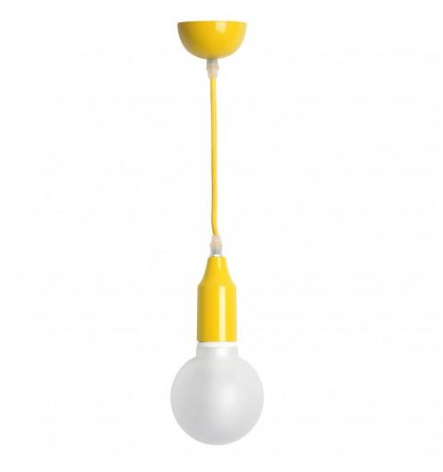 luminaire jaune. Black Bedroom Furniture Sets. Home Design Ideas