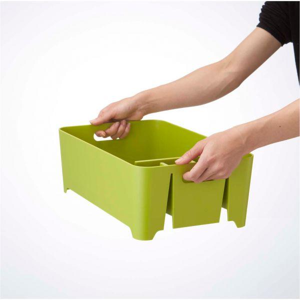 Egouttoir vaisselle vert design et petit egouttoir seche for Vaisselle originale pas cher