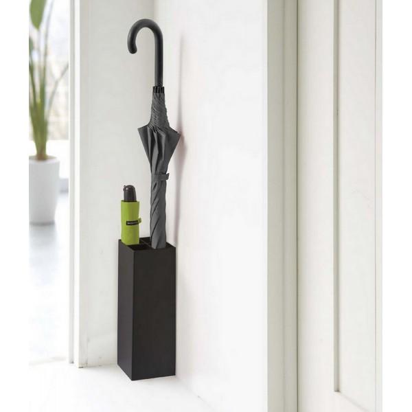 Porte parapluie noir design et de qualit rangement pour for Porte parapluie