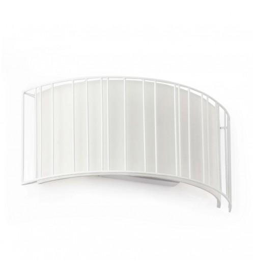 applique murale originale blanche luminaires faro. Black Bedroom Furniture Sets. Home Design Ideas
