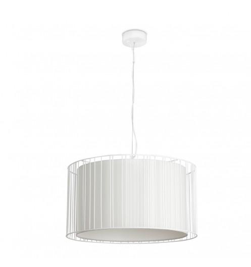 suspension murale blanche design lampe originale faro. Black Bedroom Furniture Sets. Home Design Ideas