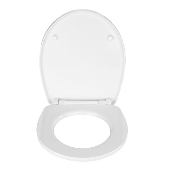 abattant wc avec freins de chute lunette wc solide et zen. Black Bedroom Furniture Sets. Home Design Ideas
