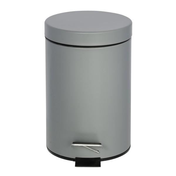 Poubelle salle de bain petite poubelle 3l wenko - Petite poubelle de salle de bain ...