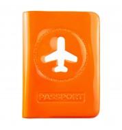 Protege passeport orange Alife Design