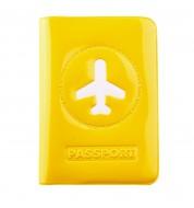 Protege passeport jaune Alife Design