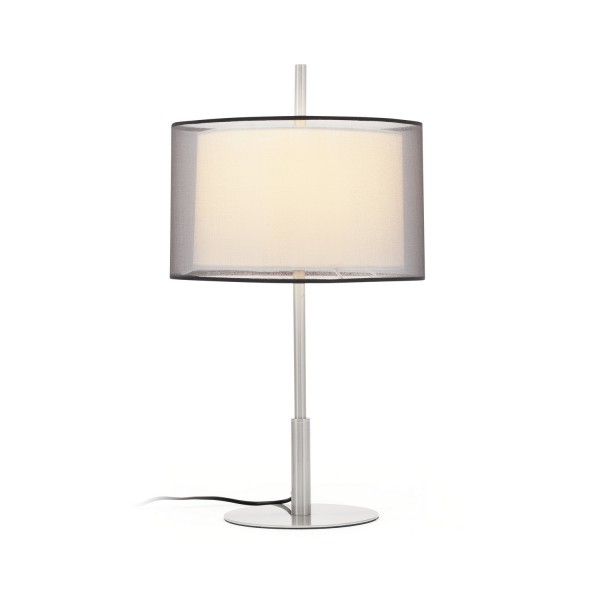 lampe a poser beige