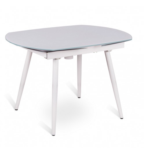 Tablea manger extensible salle manger - Table ovale verre extensible ...