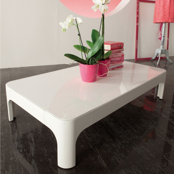 table basse blanche table basse salon design. Black Bedroom Furniture Sets. Home Design Ideas