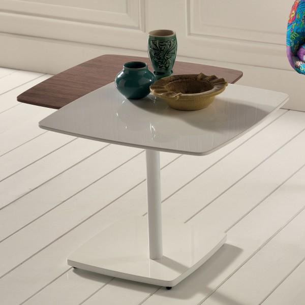 table d 39 appoint blanche et essence table appoint design. Black Bedroom Furniture Sets. Home Design Ideas