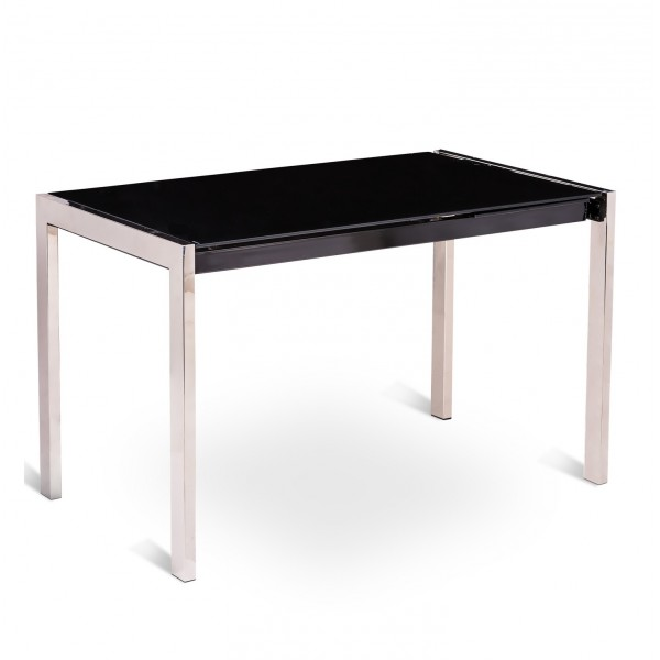 Console extensible noir tables extensibles - Table console extensible noir ...