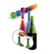 Bouchon à vin en silicone (x2)