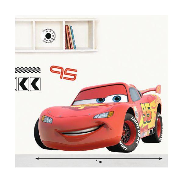 stickers enfant voiture stickers chambre gar on cars. Black Bedroom Furniture Sets. Home Design Ideas