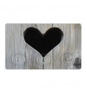 Patère souple 3 crochets Heart Wenko