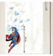 Stickers fenetre Superman
