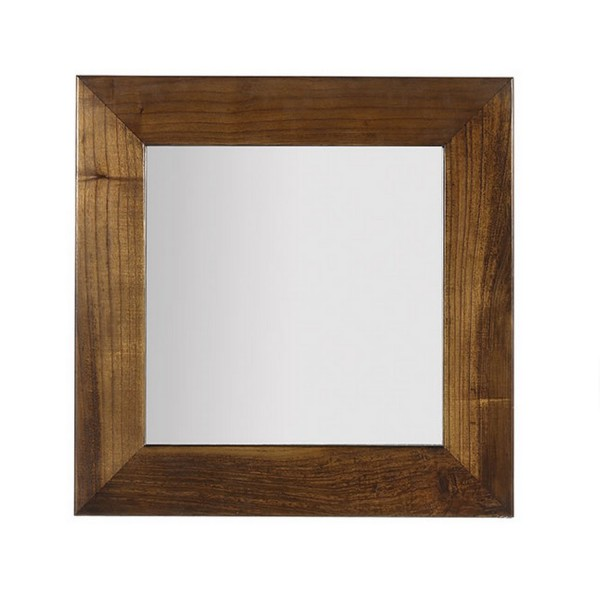 miroir bois miroir design salle de bain. Black Bedroom Furniture Sets. Home Design Ideas