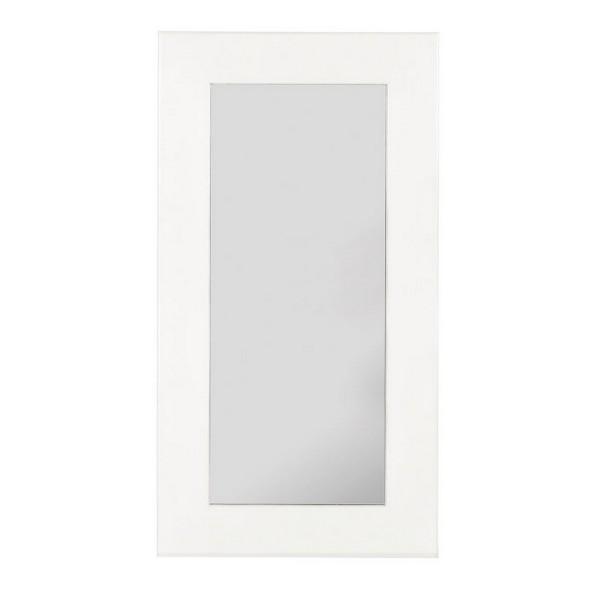 Miroir balnc miroir chambre design for Miroir 80x150