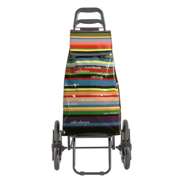 Chariot de march color dlp poussette de march 6 roues - Poussette de marche 6 roues ...