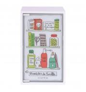 Armoire à pharmacie (avec clés) Remèdes DLP