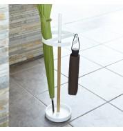 Porte parapluie rond blanc Yamazaki