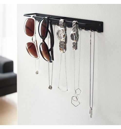 porte bijoux mural rangement accessoires. Black Bedroom Furniture Sets. Home Design Ideas