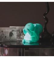 Veilleuse bleue LED Ecureuil Betty